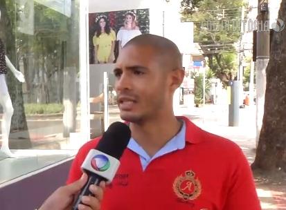 Cinegrafista é vítima de racismo durante manifestação em Vitória ...