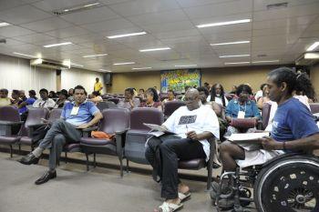 Debate sobre racismo e injúria racial em Vitória na próxima sexta-feira