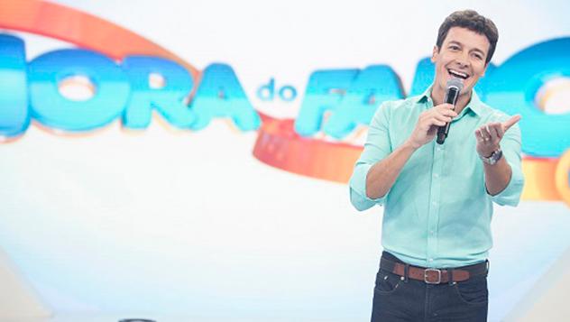 Rodrigo Faro e Geraldo Luís dão à Record domingo histórico de ...