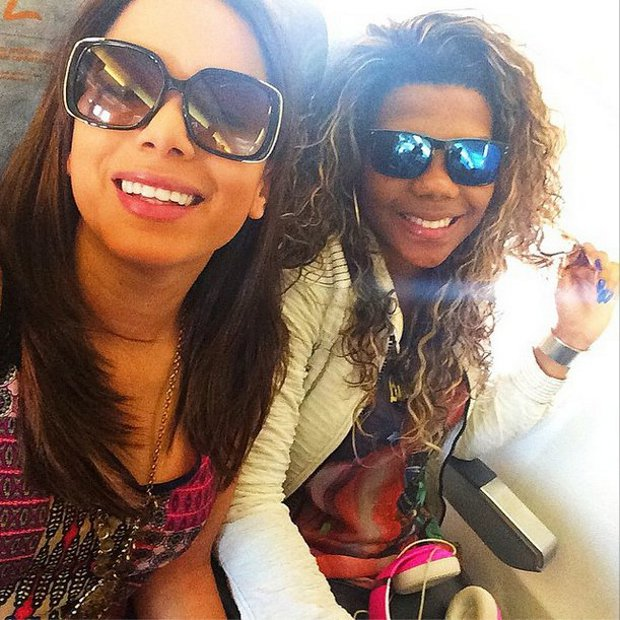 Ludmilla desfaz amizade com Anitta e a bloqueia em redes sociais ...