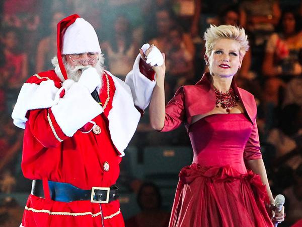 """"""" Xuxa Meneghel"""" terá edições especiais de Natal e Ano Novo ..."""