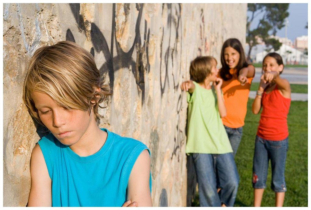 Bullying: uma brincadeira cruel e perigosa   Folha Vitória