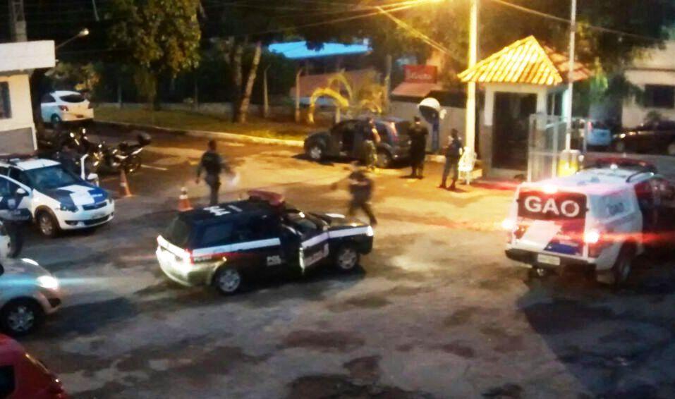 Polícia Civil e Militar realizam operação conjunta em Cachoeiro ...