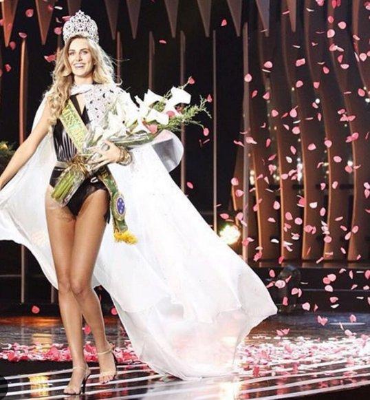 Especialista capixaba comenta Miss Brasil 2015 e diz que resultado ...