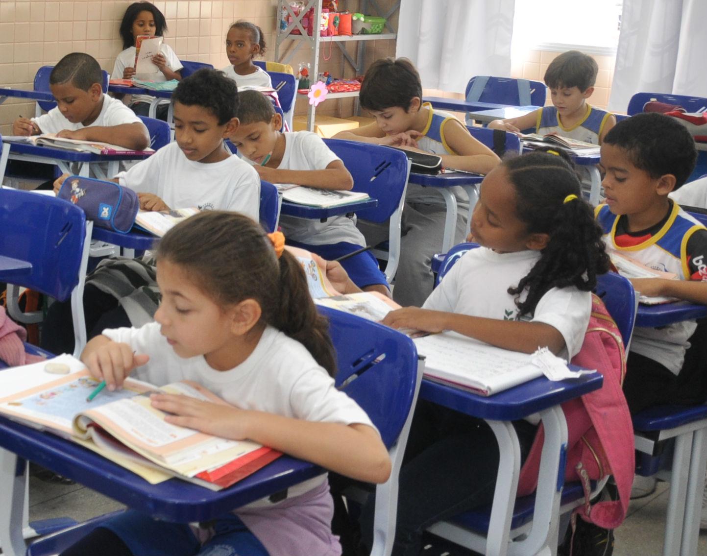 Semana de confirmação de matrículas novas nas escolas municipais
