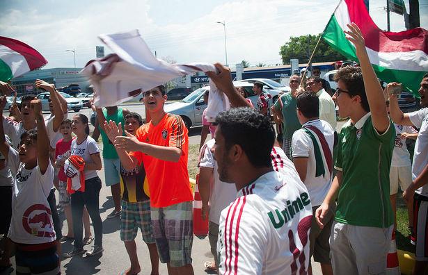 Fotos: Bruno Haddad/Fluminense FC