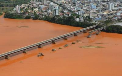 Análise da prefeitura aponta que água do Rio Doce em Linhares é ...