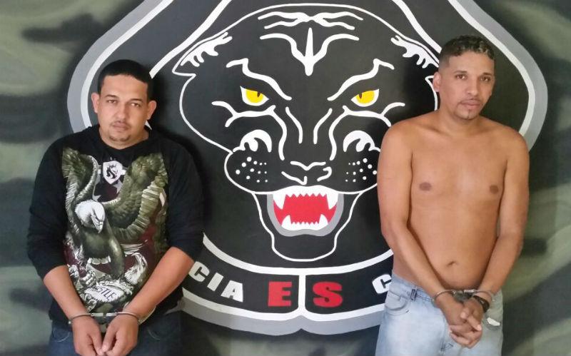 Dupla é presa em Vila Velha suspeita de manter disque-droga na ...