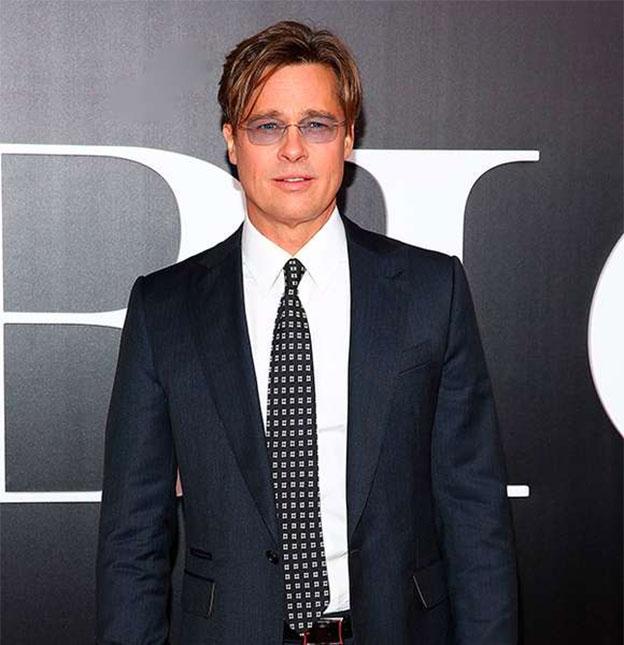 Brad Pitt vai colocar a mão na massa no feriado de Ação de Graças ...
