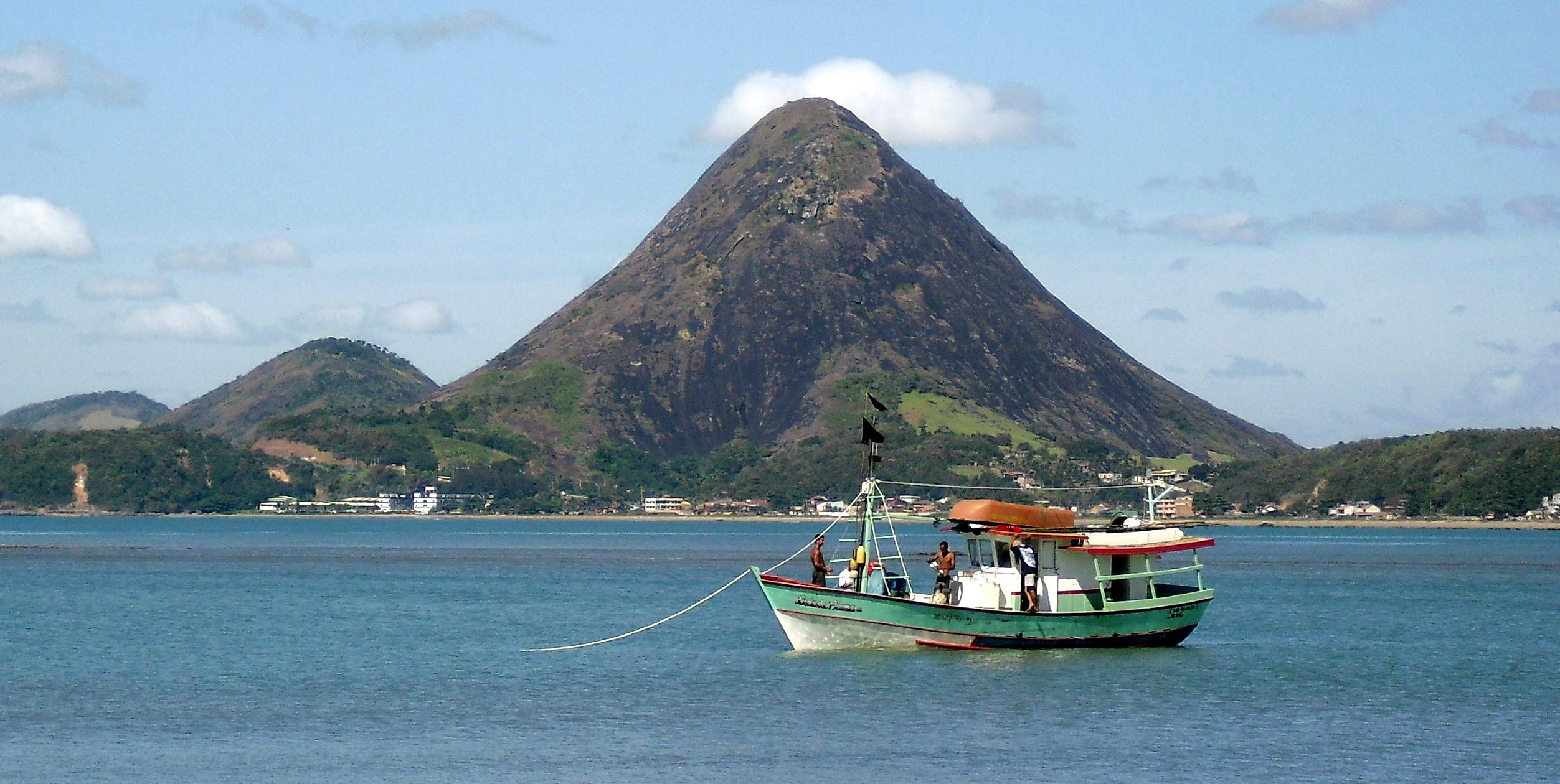 Já pensou em subir o Monte Aghá em Itapemirim? Agora você pode. Saiba como!