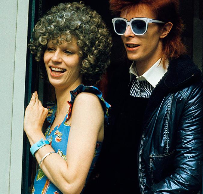 Mick Jagger louva no Twitter o talento do amigo David Bowie