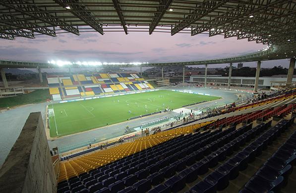 CBF confirma jogo entre Flamengo e Internacional no Kleber Andrade