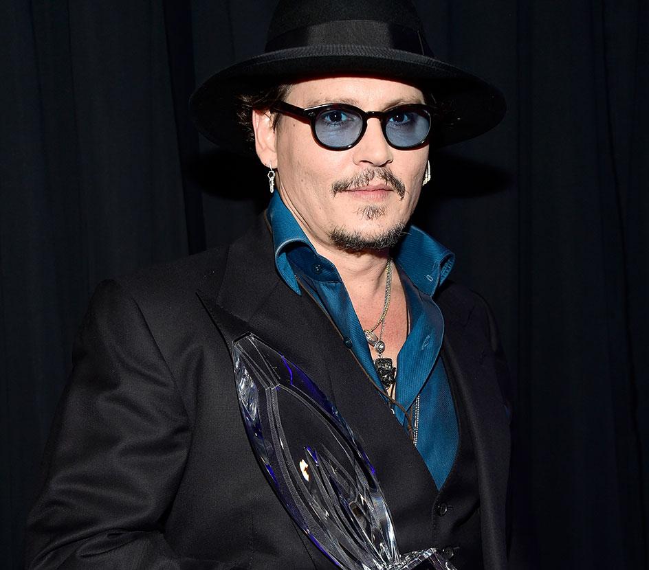 Johnny Depp pode atuar em filme que se passará no Brasil