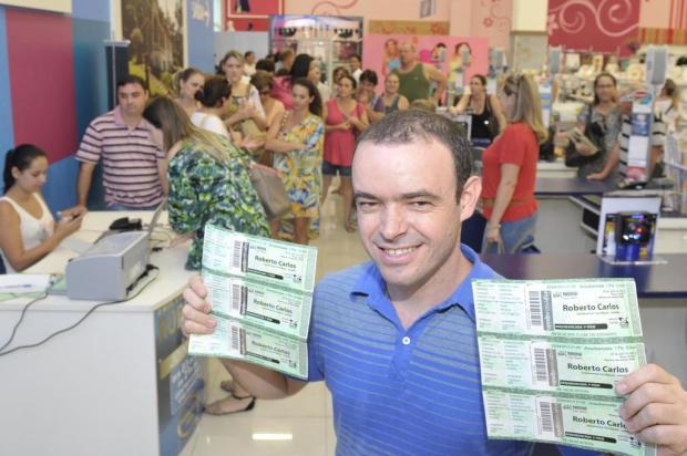 Os ingressos para o show de aniversário começam a ser vendidos na próxima segunda (25), em Cachoeiro.