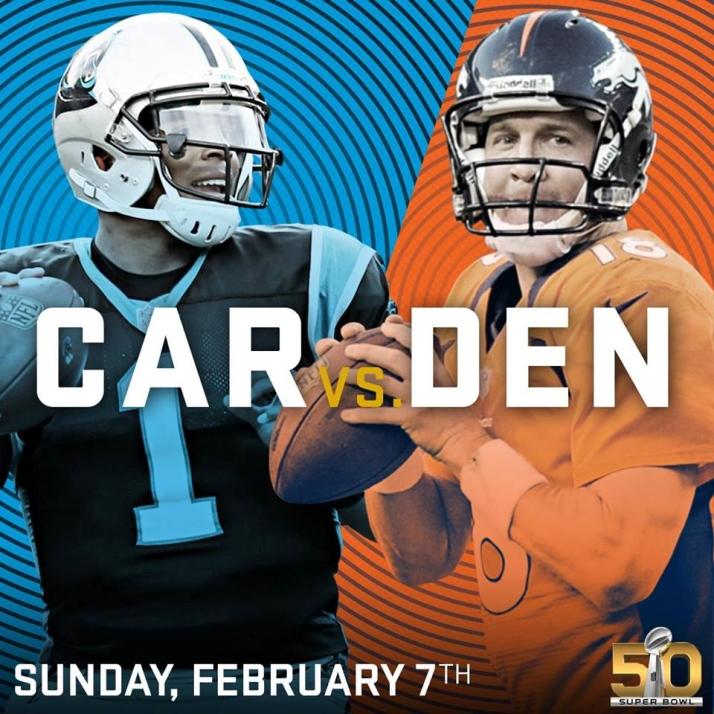 Super Bowl: Carolina Panthers juntam-se aos Denver Broncos na decisão