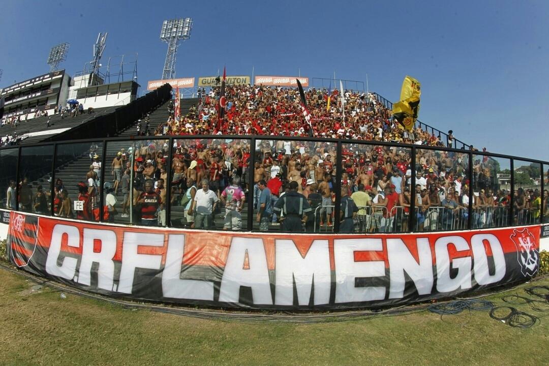 Flamengo encara América-MG no Kleber Andrade em Cariacica ...