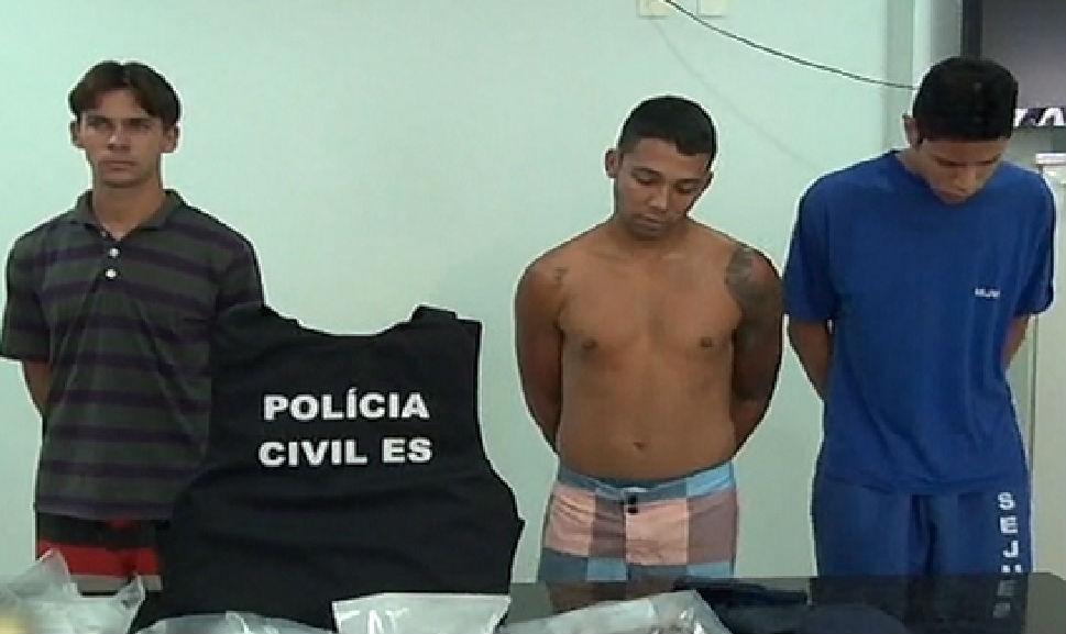 Suspeitos de assaltarem pedágio em Guarapari são acusados de ...