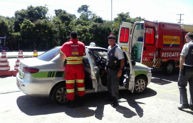 Taxista é assassinado a tiros na Rodovia do Sol em Vila Velha ...