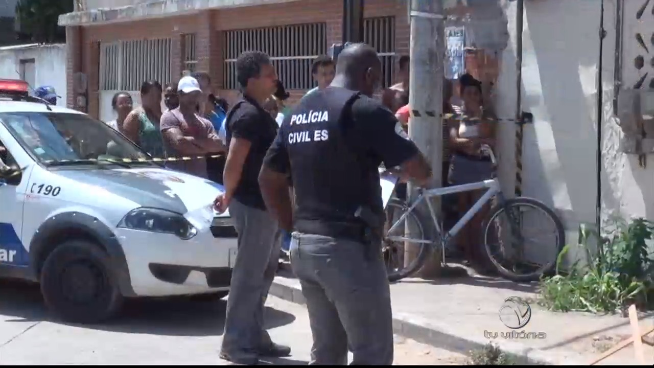 Homem é morto e criança fica ferida na Serra | Folha Vitória