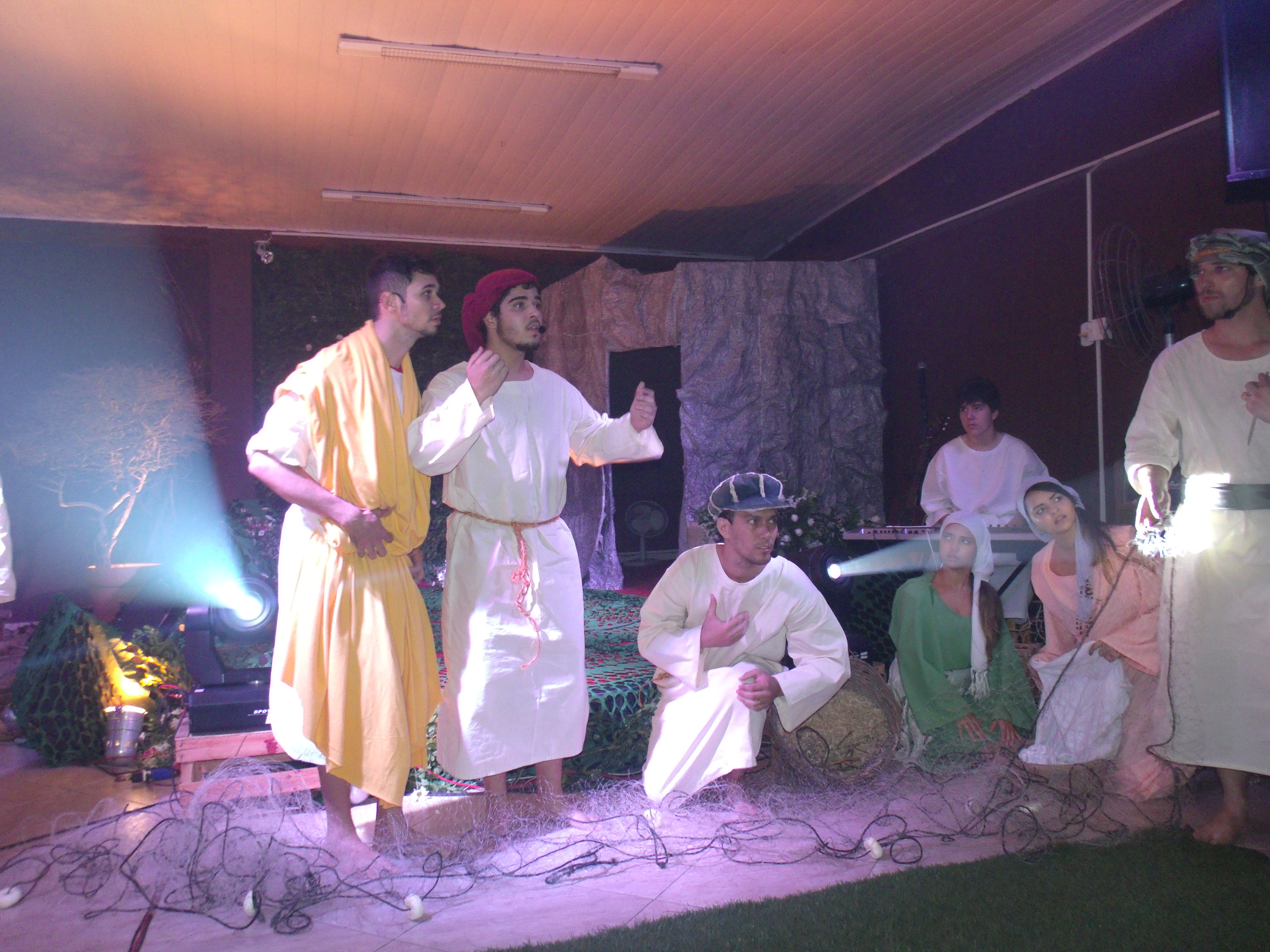 Encenação da Paixão de Cristo será realizada em municípios do sul ...