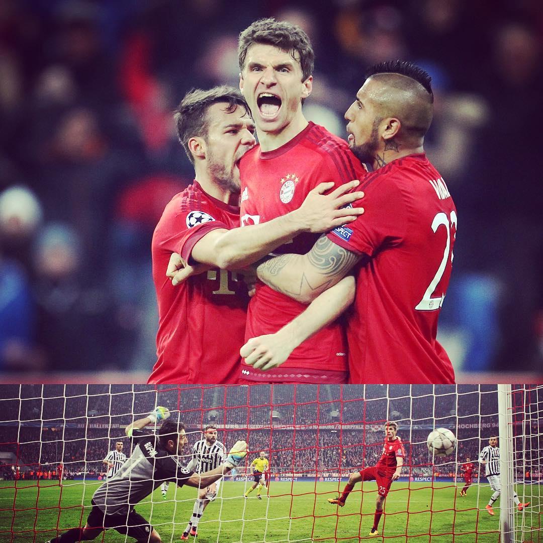 Bayern elimina Juventus com gol aos 45, prorrogação, virada e ...