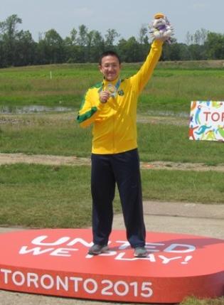 Brasileiro surpreende e conquista ouro na Copa do Mundo de Tiro ...