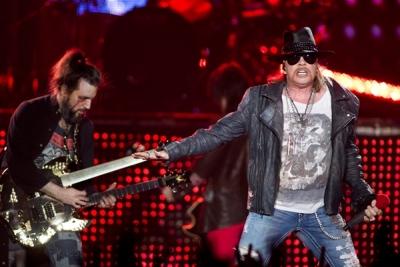 Ingressos para shows do Guns N' Roses em São Paulo custam até ...