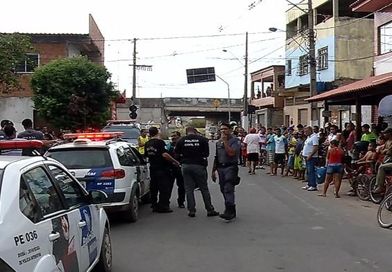 Vigilante é morto a tiros na porta de casa em Vila Velha | Folha Vitória
