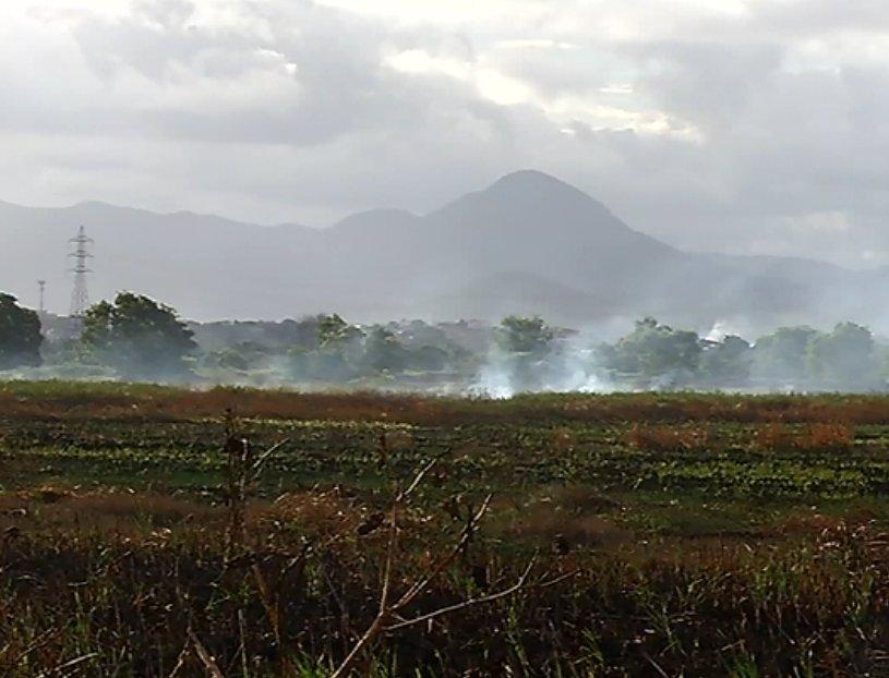 Bombeiros identificam origem de fumaça em Vila Velha e descartam ...