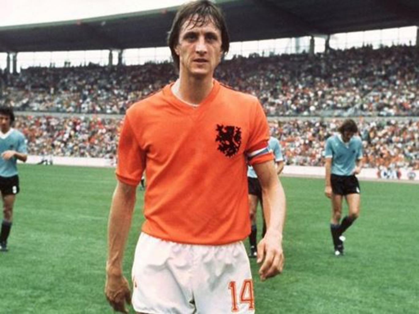Pelé, Maradona e Messi reverenciam Cruyff: 'Exemplo', 'lenda' e ...
