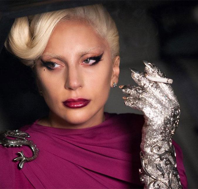 Lady Gaga confirma seu retorno na 6ª temporada de 'American Horror Story'