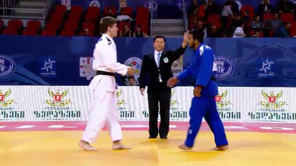 Judoca capixaba soma mais 36 pontos no Grand Prix de Tbilisi para ...