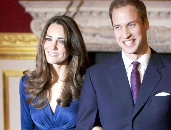 Kate Middleton e Príncipe William estão absolutamente encantados ...