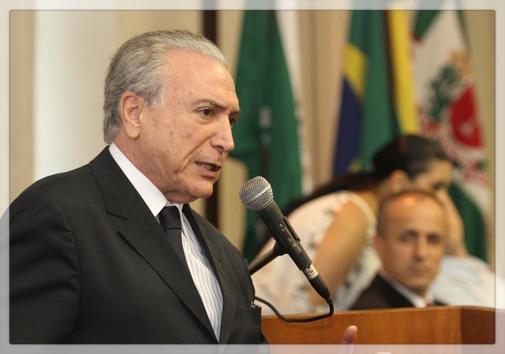 Vice Michel Temer agora busca negociação com presidente do ...