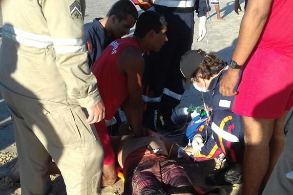 Turista mineiro morre afogado em Guarapari   Folha Vitória