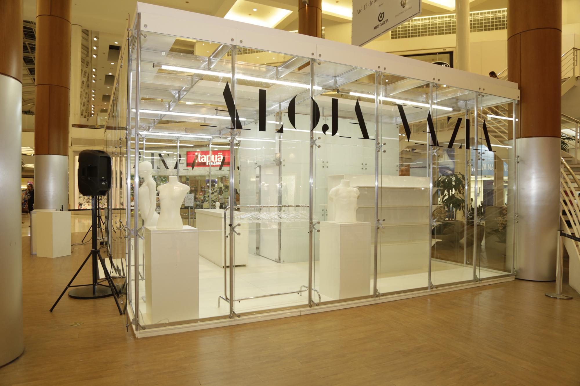 Loja Vazia volta ao Shopping Vitória para arrecadação de roupas ...