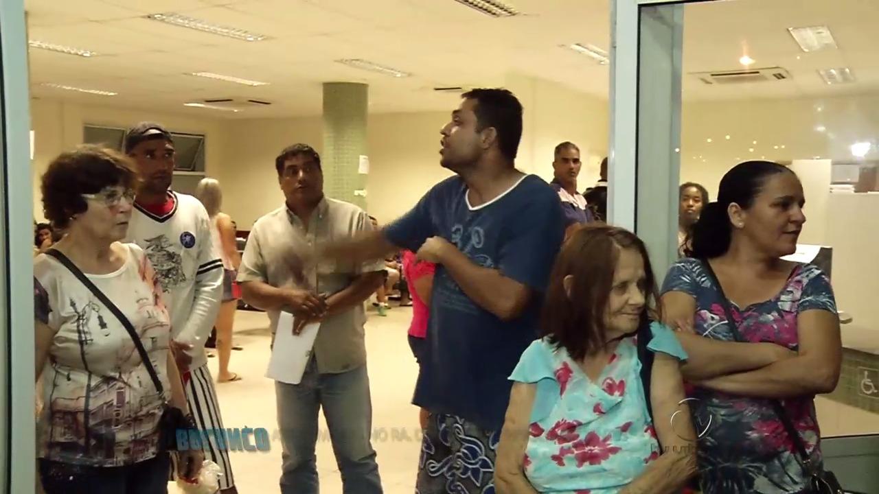 Atendimento no PA de Alto Lage revolta pacientes | Folha Vitória