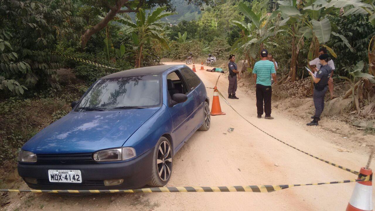 Homem é assassinado com vários tiros na cabeça na zona rural de ...