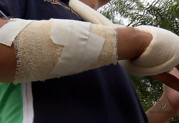 Homem baleado diz que teve atendimento negado em hospital de ...
