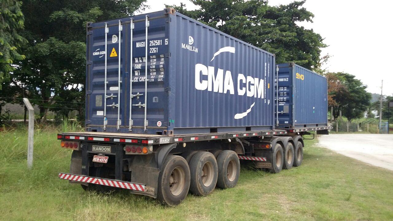 Carroceria de caminhão roubada em Ibatiba é recuperada em ...