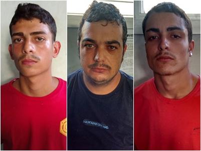 Três suspeitos são presos acusados de matar homem em praia de ...