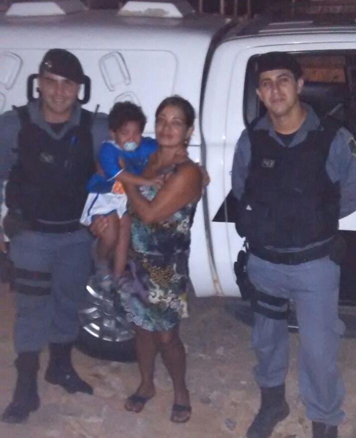 Policiais da Serra ajudam no socorro de criança afogada | Folha ...
