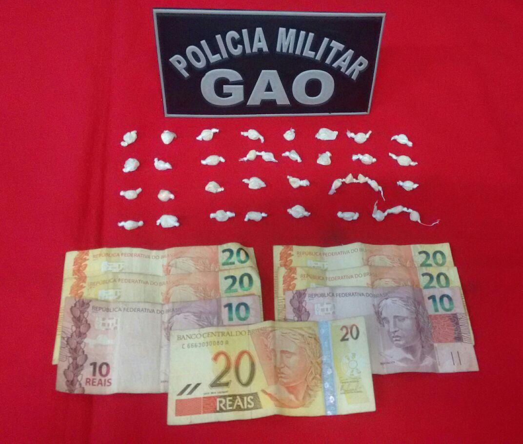 Polícia Militar apreende drogas e recupera veículo furtado no sul do ...