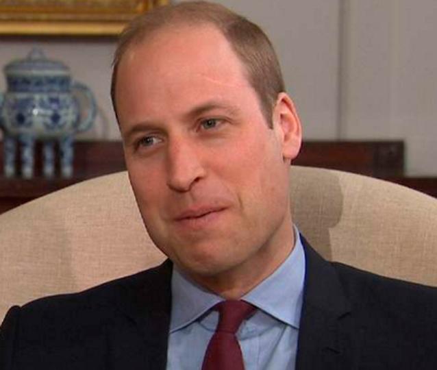 Príncipe William diz que a avó foi inspiração após a morte da ...