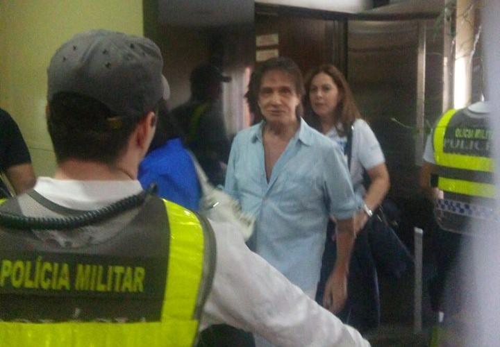 Roberto Carlos se despede de Cachoeiro de Itapemirim e agradece ...