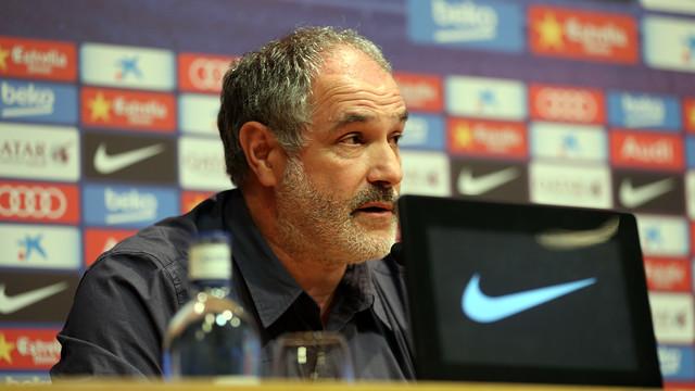 Ex-diretor do Barça, Zubizarreta explica e defende a contratação de ...