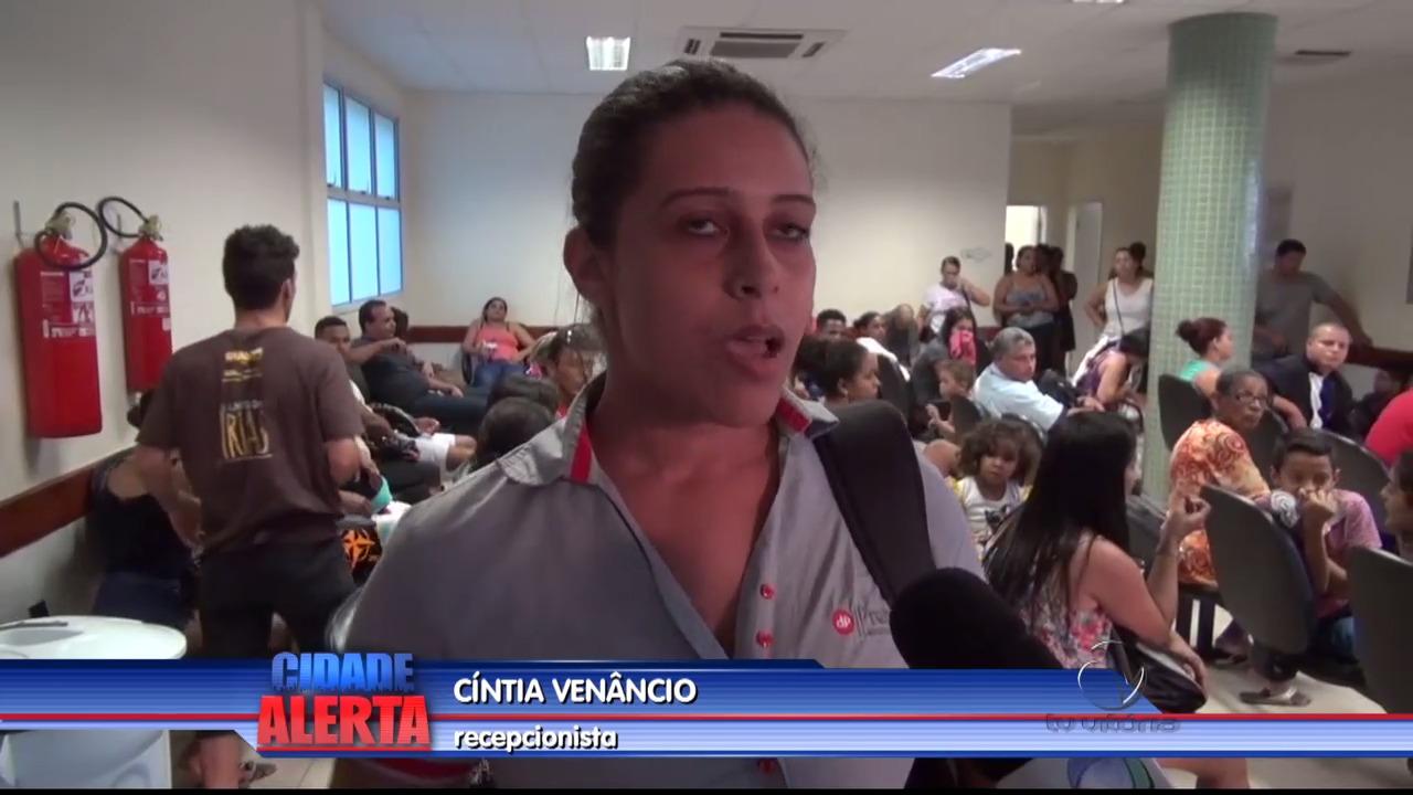 P.A. de Alto Lage: superlotado e sem médico | Folha Vitória