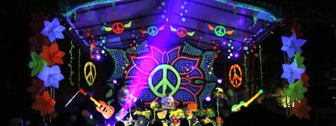 Festival Equilibrium volta ao tempo do Woodstock