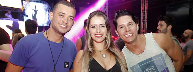 """DJ espanhol comanda a """"Beach Day Party"""" no Ilha Shows"""