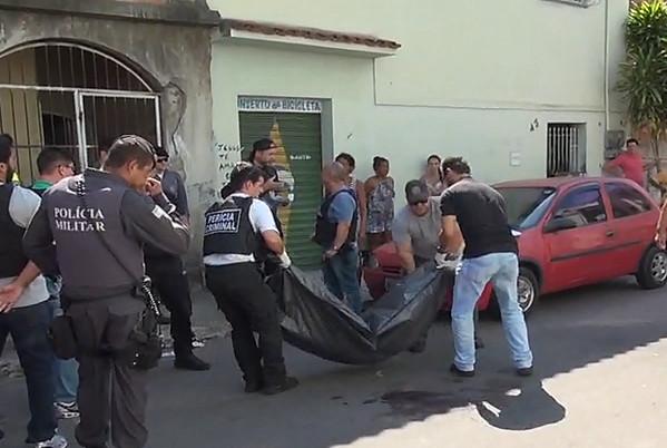 Adolescente é assassinado com mais de 30 tiros em Vila Velha ...